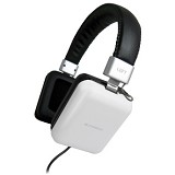 ZUMREED Square Headphone [ZHP-010] - White - Headphone Portable